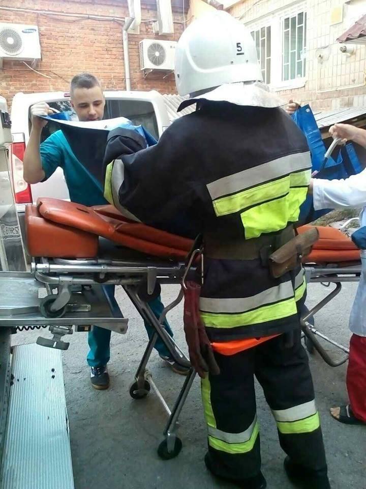 Служба порятунку допомогла хворій жінці , фото-3