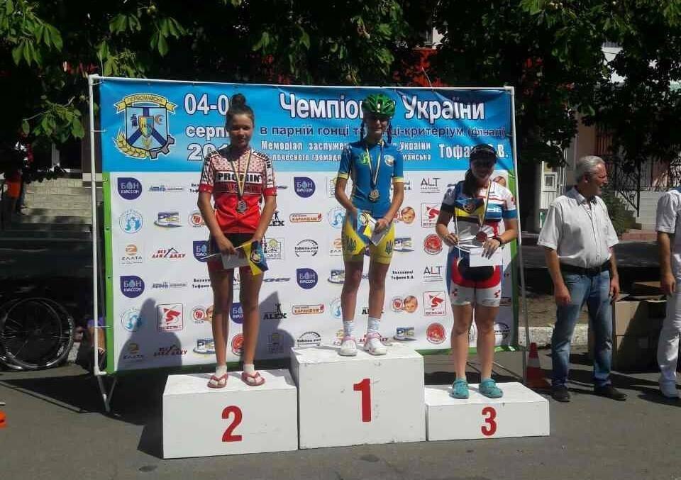 Результати кам`янецьких спортсменів на Чемпіонаті України з велоспорту, фото-4