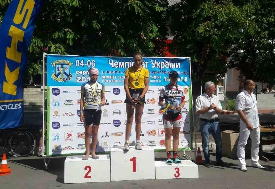 Результати кам`янецьких спортсменів на Чемпіонаті України з велоспорту, фото-6