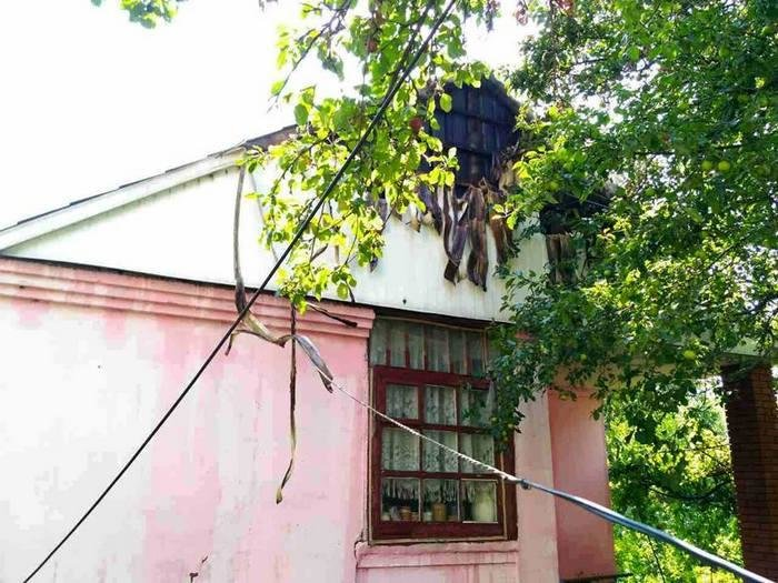 Свічка спричинила пожежу житлового будинку у Кам`янці, фото-2