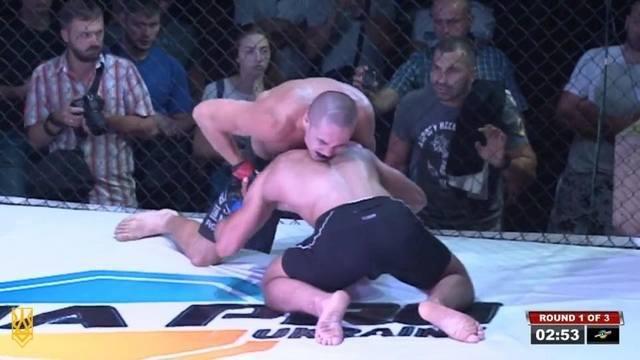 Кам'янчанин отримав звання інтернаціонального чемпіона та пояс MMA PRO, фото-1