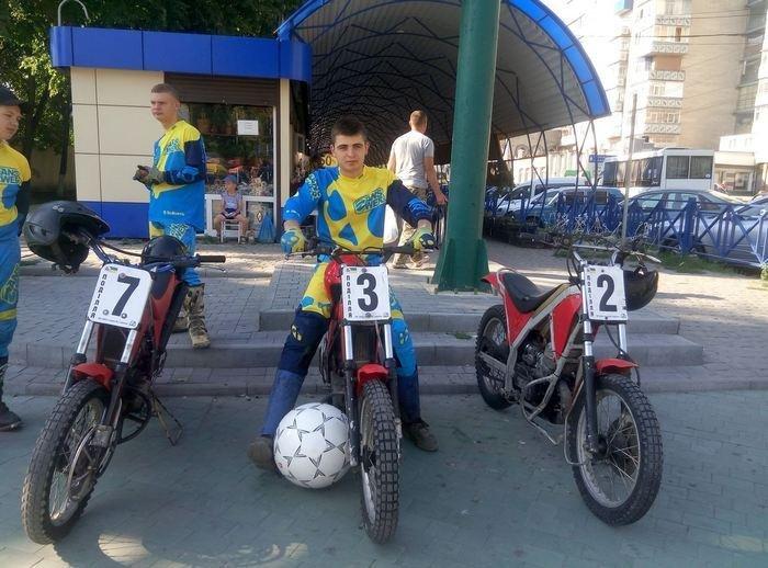 Мотобольний клуб «Поділля» запрошує на Чемпіонат України, фото-1