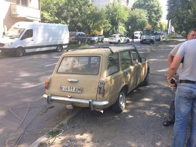 ДТП за участі трьох автомобілів, фото-3