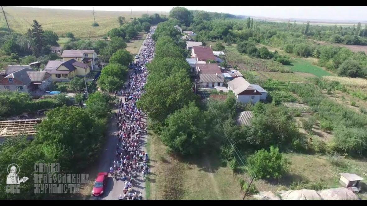 Із Кам'янця вирушив хресний хід до Почаєва, фото-7