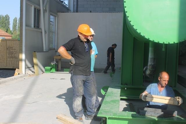 У Кам'янці будують теплоелектростанцію, яка стане третьою у Європі, фото-1