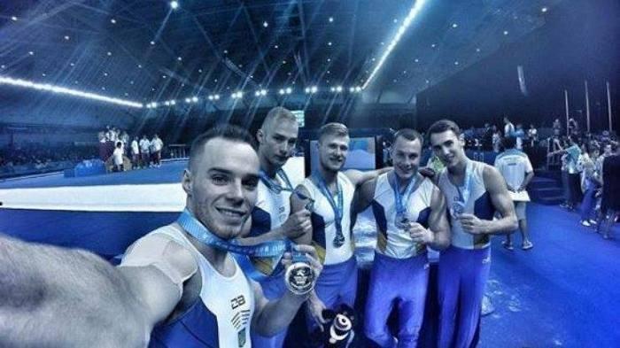 На Універсіаді-2017 українська збірна завоювала срібло , фото-1