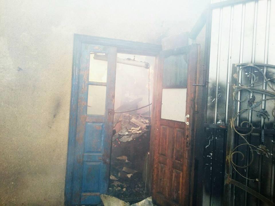 Пожежа на День Незалежності у Кам`янець-Подільському районі, фото-3