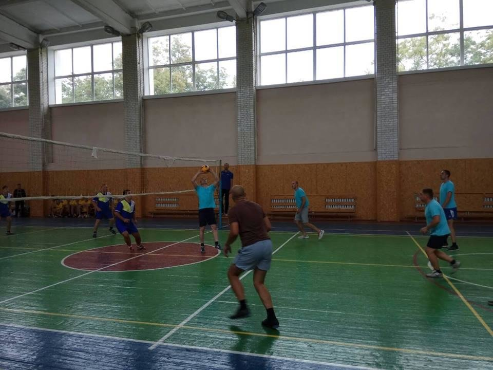 Кам`янецькі рятувальники грали у волейбол і увійшли у фінал турніру, фото-2