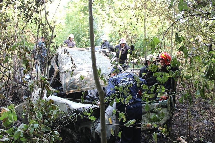 На Хмельниччині смертальна ДТП: 4 людини загинуло, фото-4