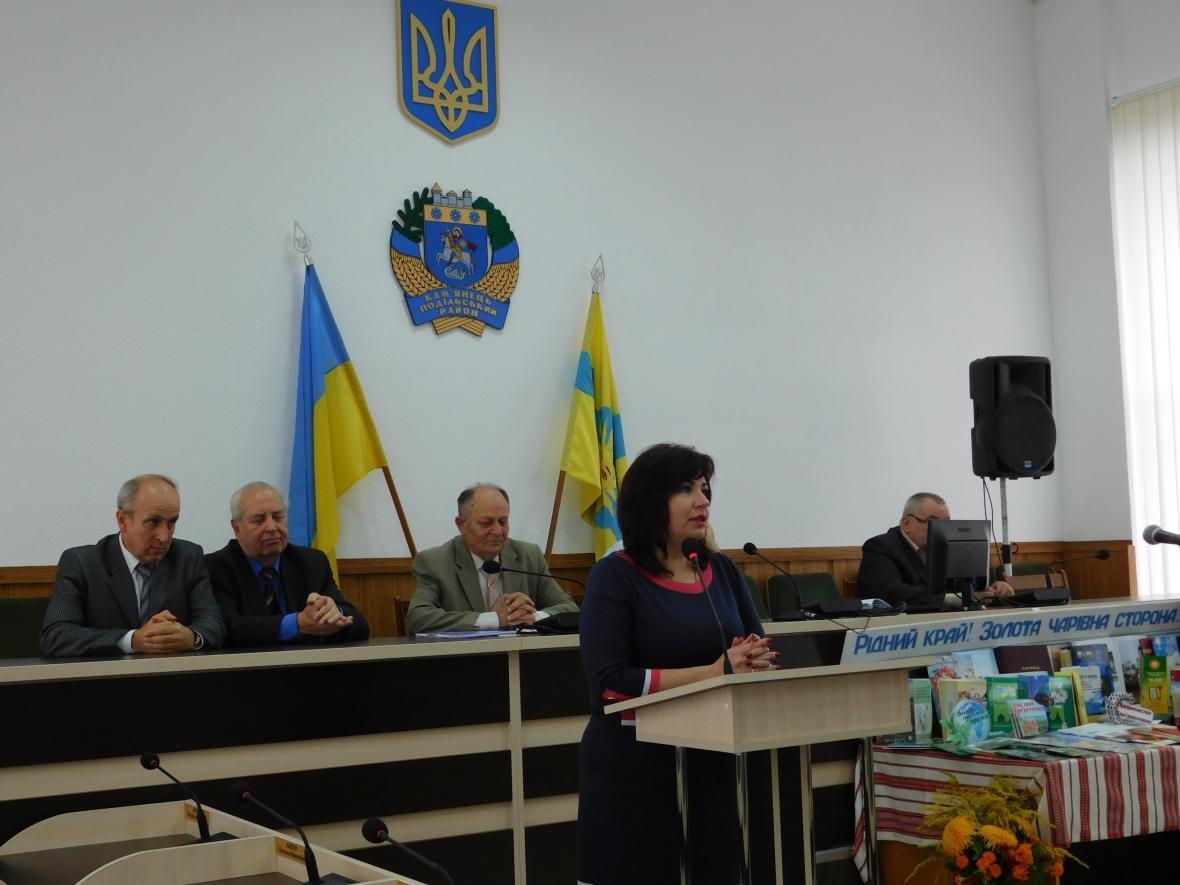 Павло Гладченко презентував книгу «Кам'янеччина: села і люди», фото-4