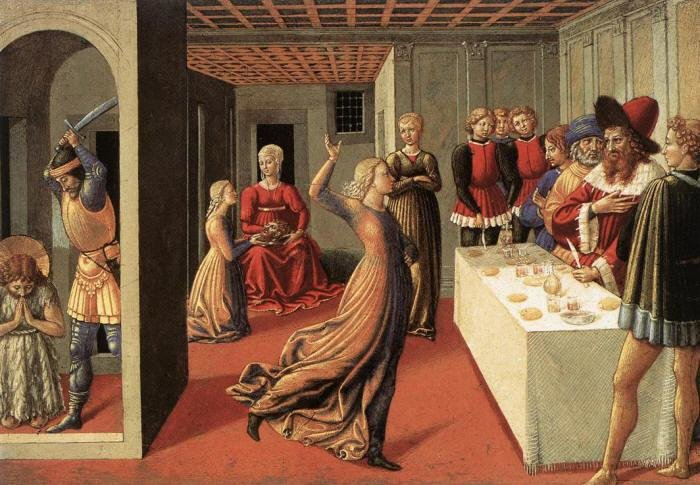 11 вересня - Усікновення глави Іоанна Предтечі: Історія свята, фото-1