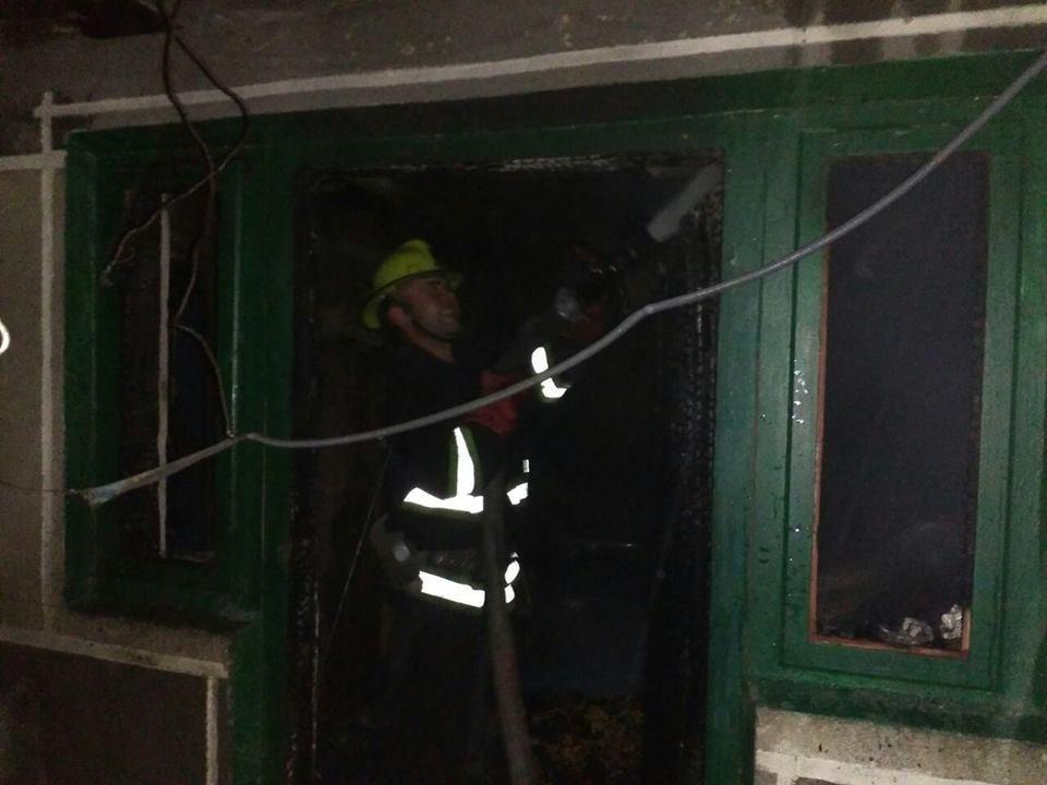 Пожежа у селі Залісся, фото-3