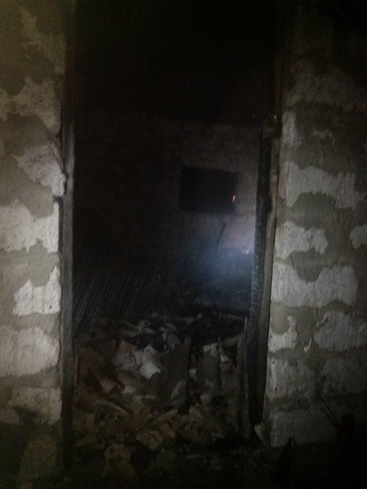 Порушення правил пожежної безпеки при експлуатації печей - спричинило пожежу, фото-1