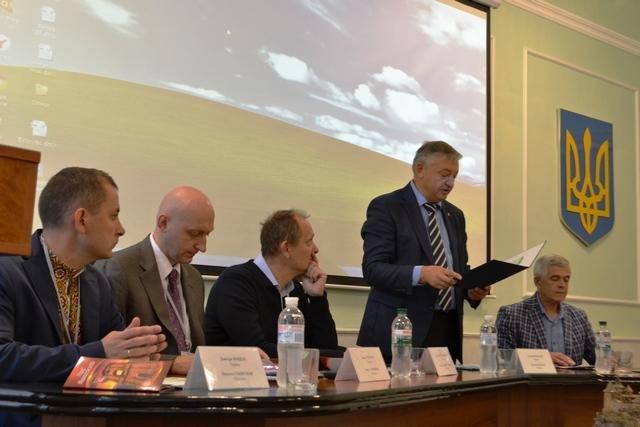 У К-ПНУ ім. І. Огієнка відбулася презентація історико-туристичного путівника «Шлях Гедиміновичів», фото-1