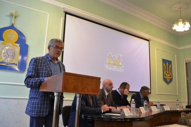 У К-ПНУ ім. І. Огієнка відбулася презентація історико-туристичного путівника «Шлях Гедиміновичів», фото-3