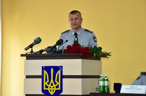 Поліцію Донецької області очолив Микола Семенишин, фото-1