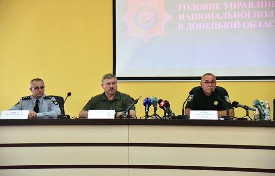 Поліцію Донецької області очолив Микола Семенишин, фото-2