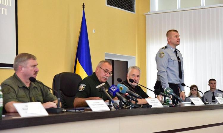 Поліцію Донецької області очолив Микола Семенишин, фото-4