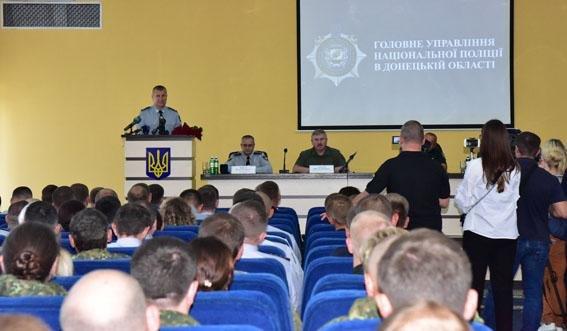 Поліцію Донецької області очолив Микола Семенишин, фото-3