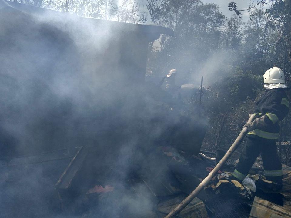 Необережність під час куріння спричинила пожежу, фото-2