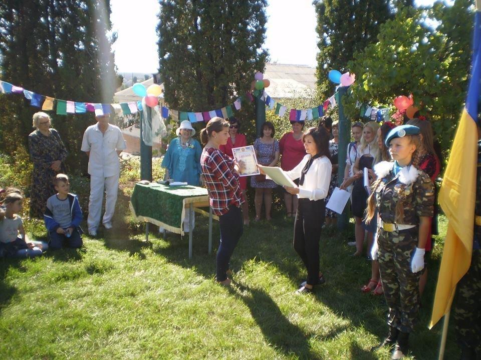 Відкриття навчального року у позашкільному навчально-виховному об'єднанні, фото-3