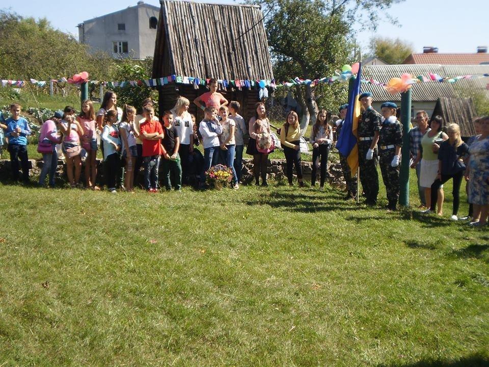 Відкриття навчального року у позашкільному навчально-виховному об'єднанні, фото-4