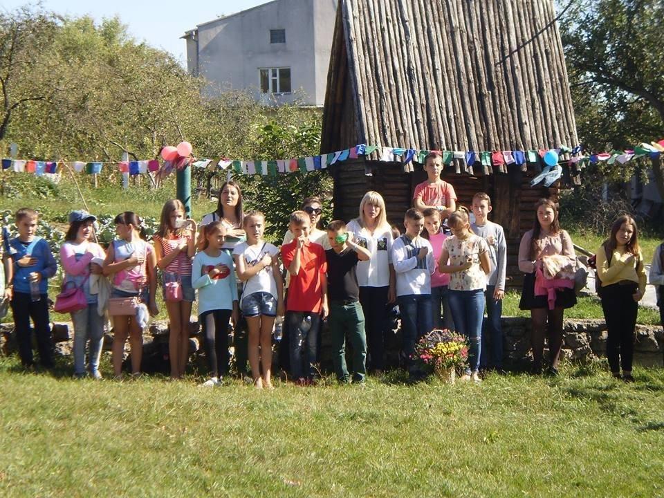 Відкриття навчального року у позашкільному навчально-виховному об'єднанні, фото-6