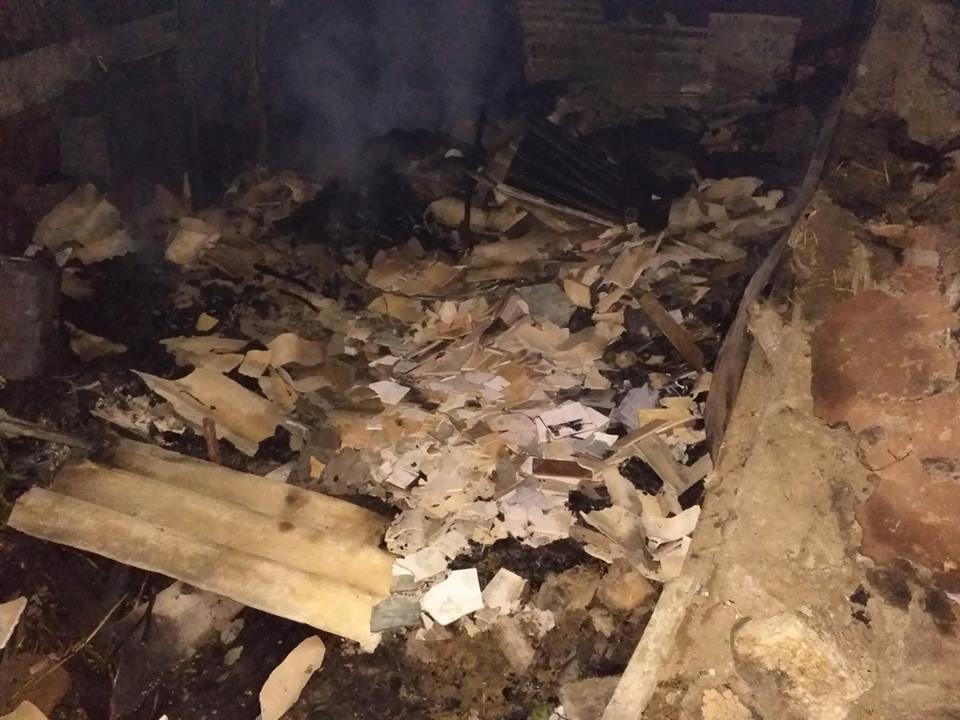 Пожежа у селі Демшин Кам'янець-Подільського району, фото-2