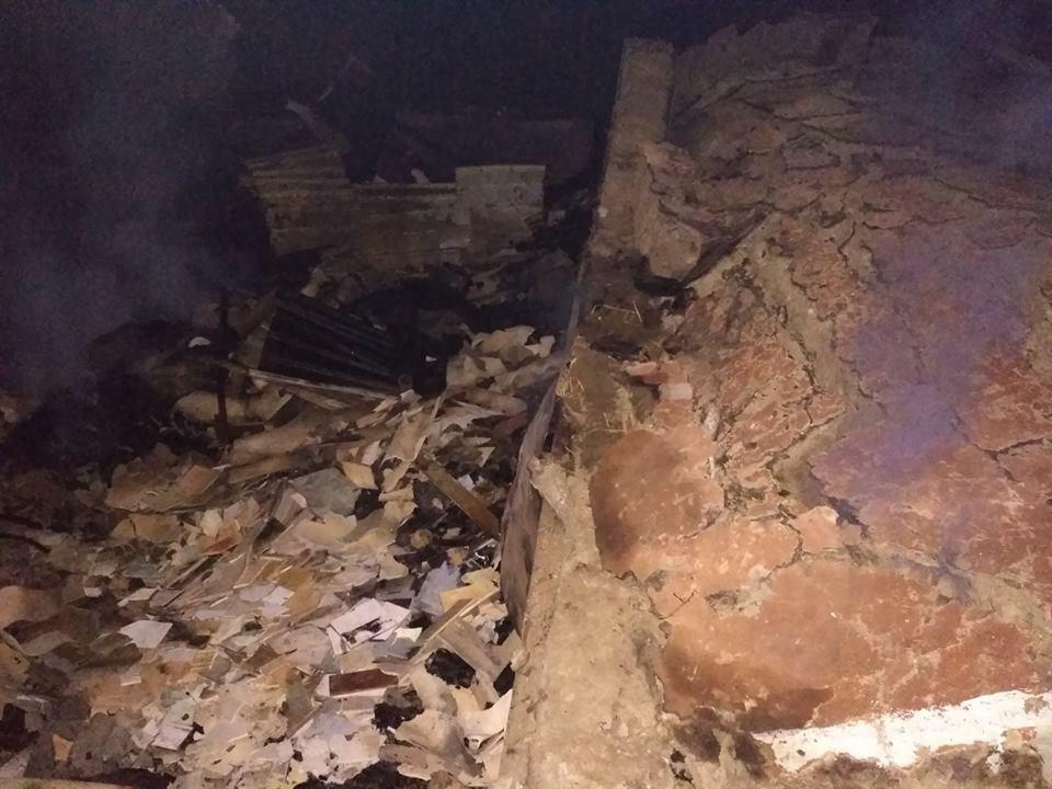 Пожежа у селі Демшин Кам'янець-Подільського району, фото-3
