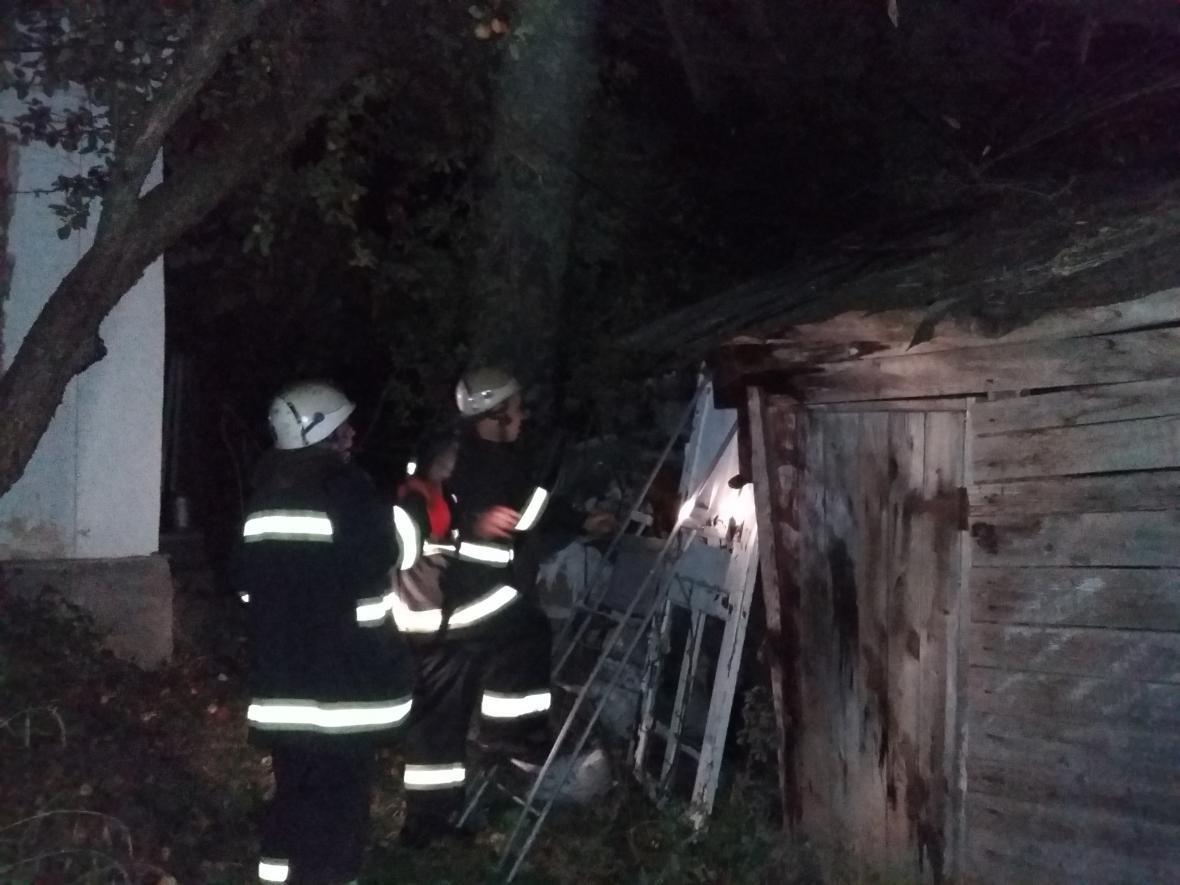 12 населених пунктів Кам'янець-Подільського району відключені від електропостачання, фото-3