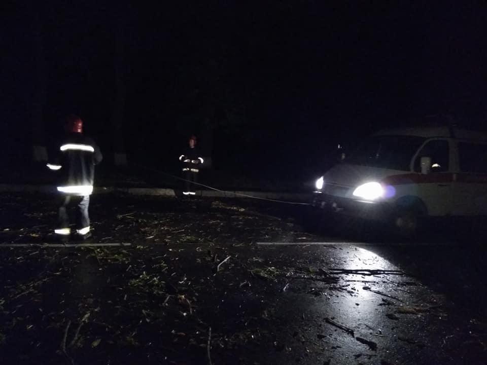 12 населених пунктів Кам'янець-Подільського району відключені від електропостачання, фото-2