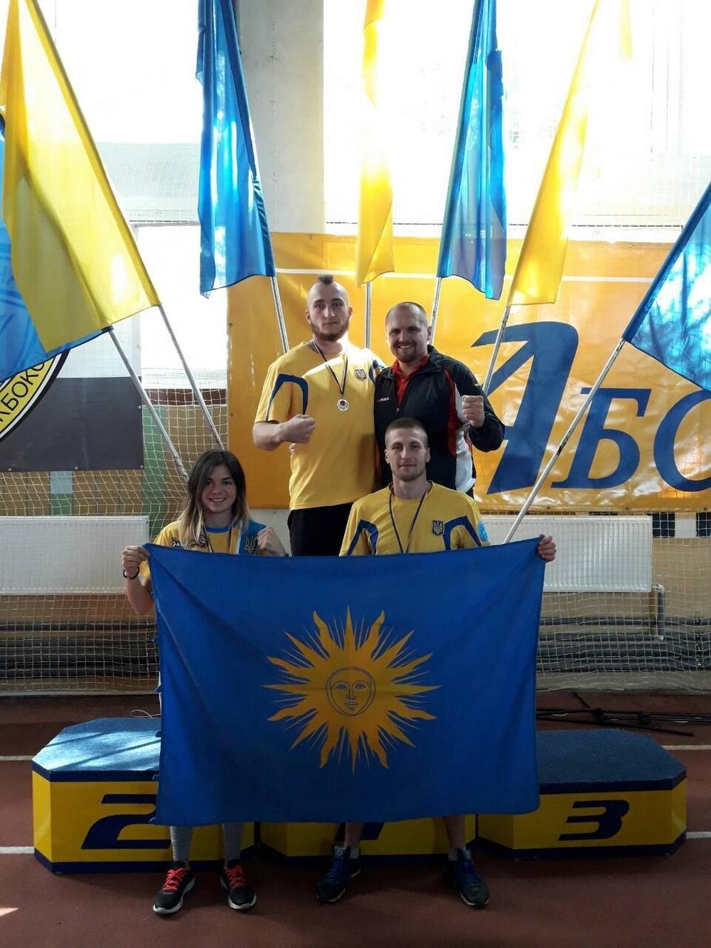 Призери чемпіонату України з кікбоксингу WAKO, фото-1
