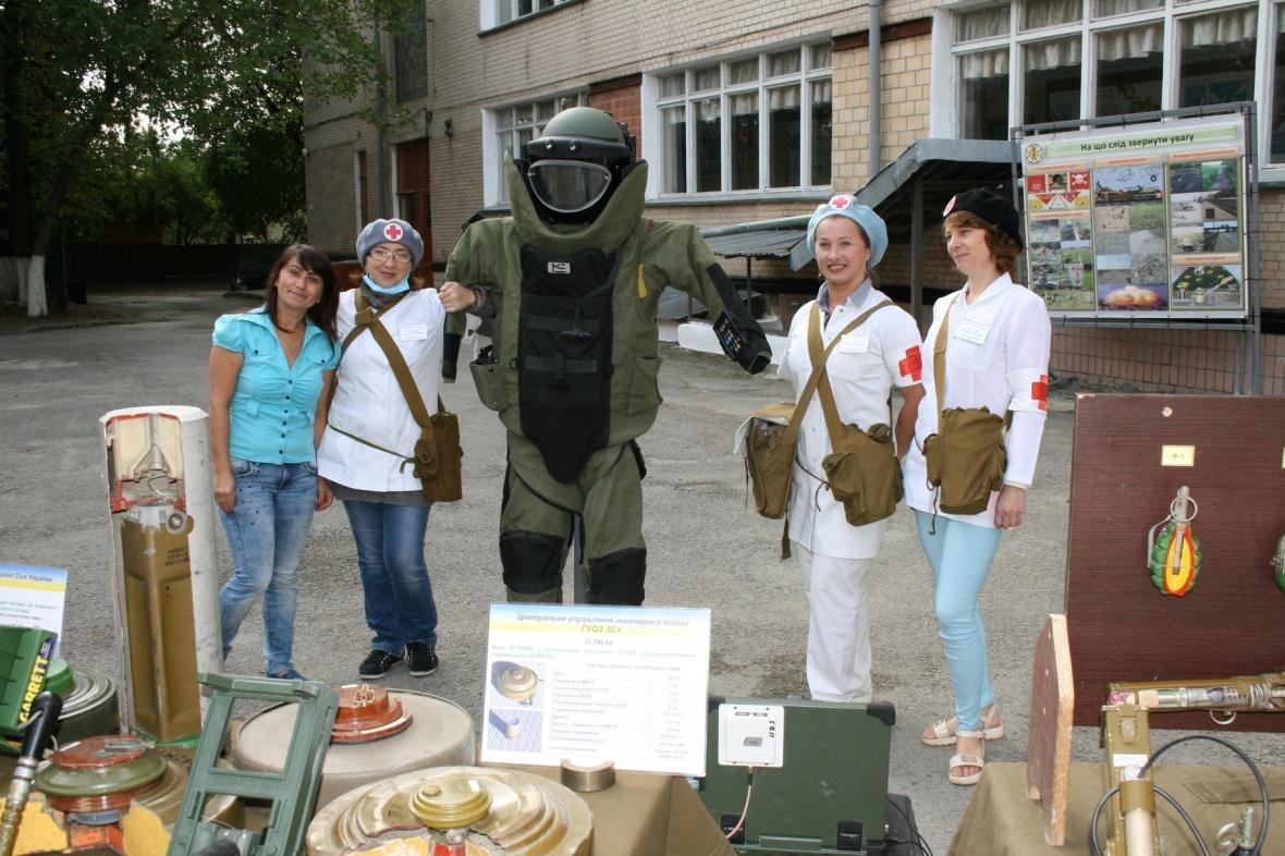 Заняття з мінної оборони, фото-1