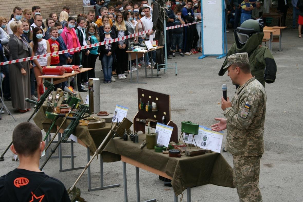 Заняття з мінної оборони, фото-4