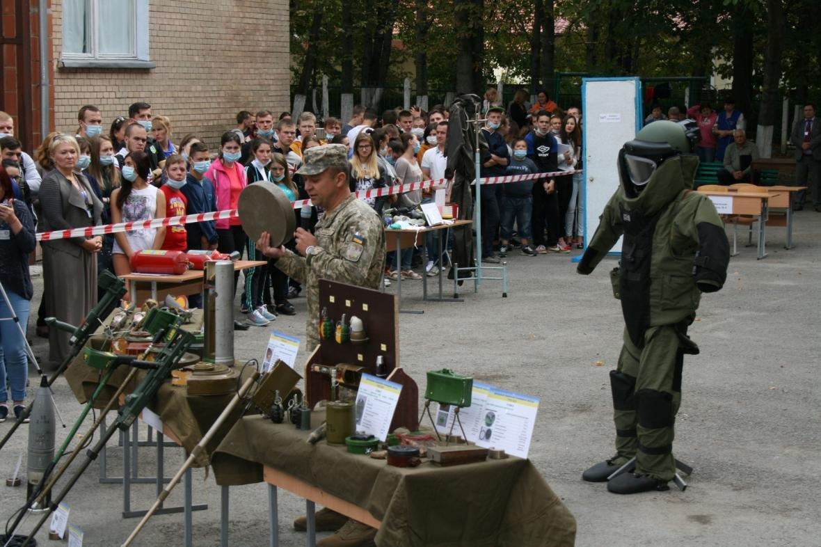 Заняття з мінної оборони, фото-7