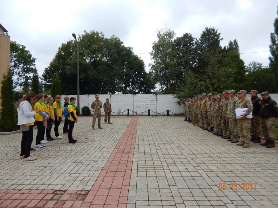 ЗОШ №15 у гостях у військовийх Центру розмінування, фото-9