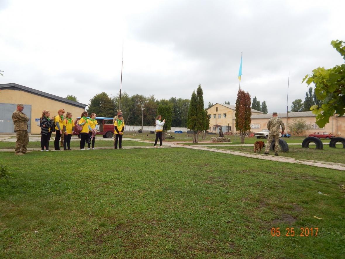 ЗОШ №15 у гостях у військовийх Центру розмінування, фото-8