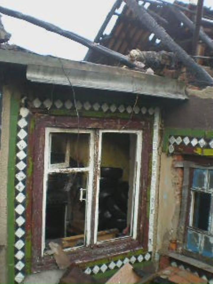 Пожежа в Кам'янець-Подільському районі, фото-5