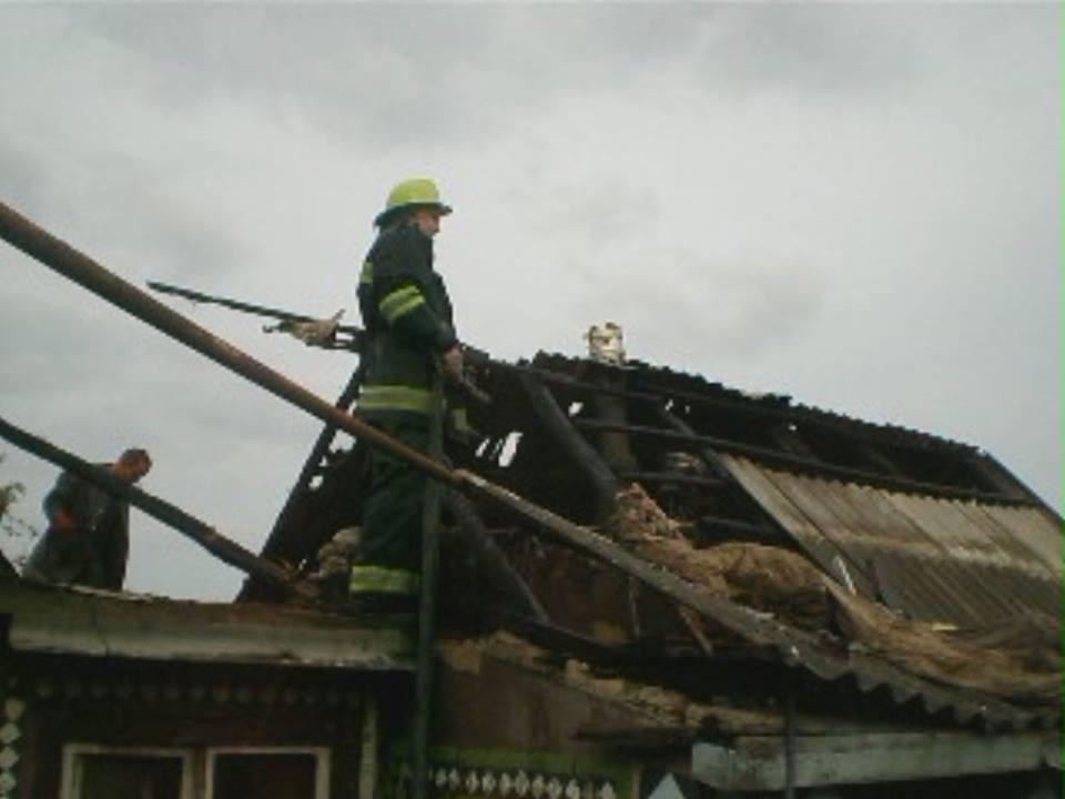 Пожежа в Кам'янець-Подільському районі, фото-1