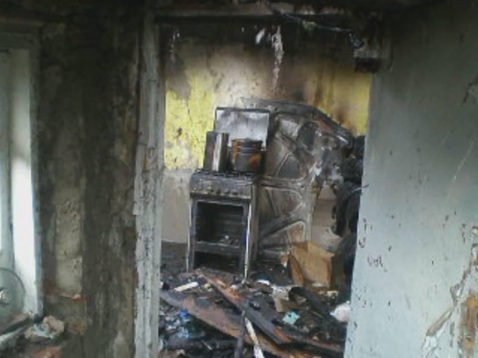 Пожежа в Кам'янець-Подільському районі, фото-4