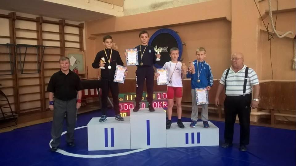 Міжобласний турнір серед молодших юнаків з вільної боротьби, фото-1