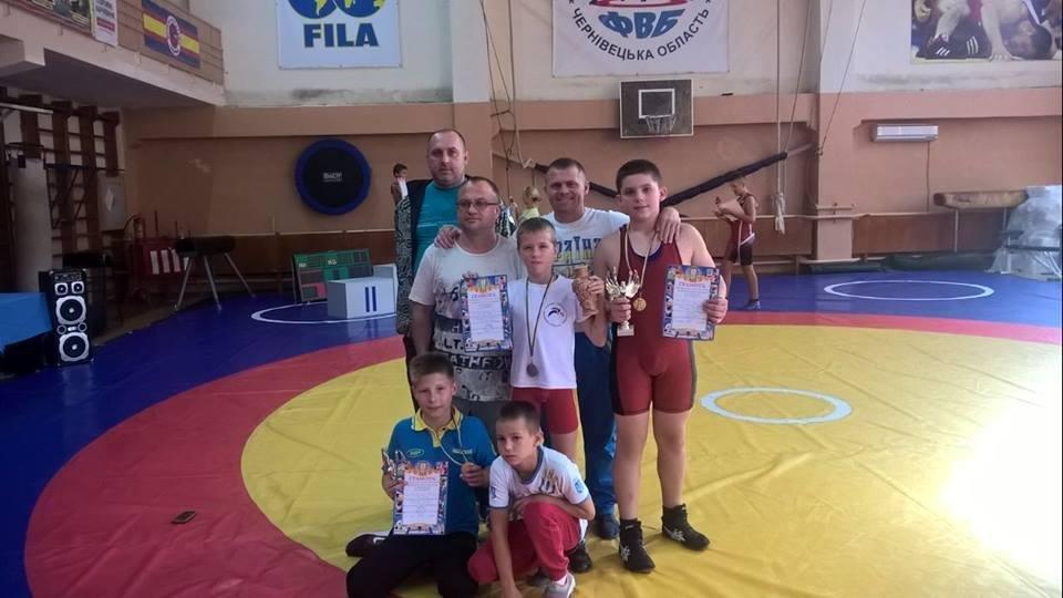 Міжобласний турнір серед молодших юнаків з вільної боротьби, фото-2