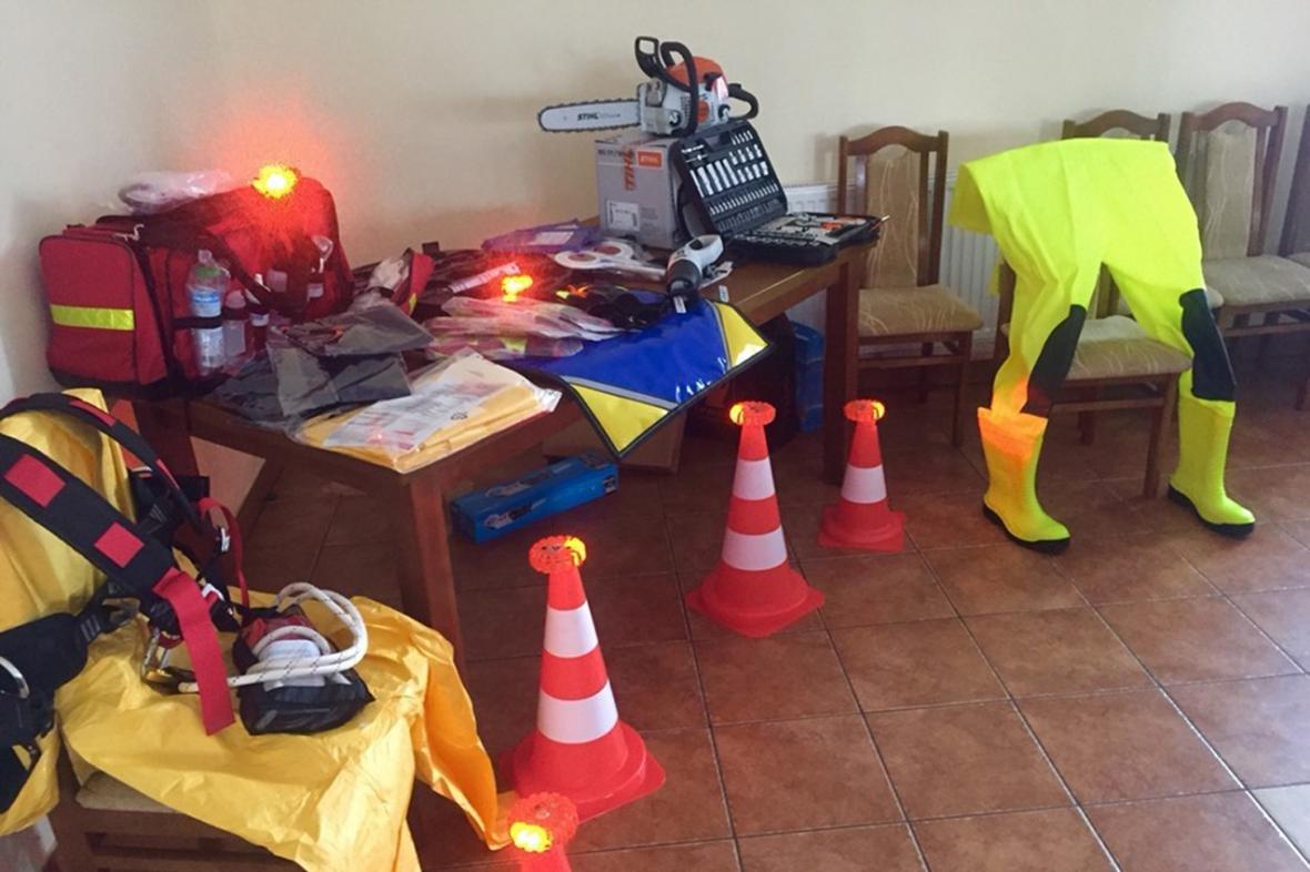 Делегація вогнеборців з Кам'янця-Подільського відвідала польських колег, фото-4