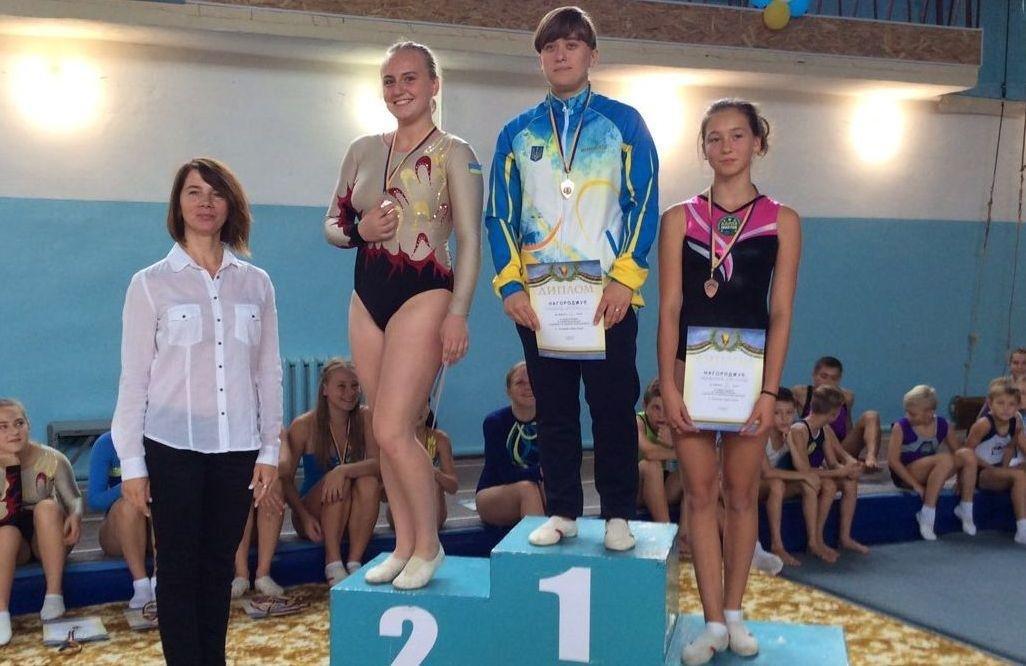Кубок України зі стрибків на акробатичній доріжці, фото-3