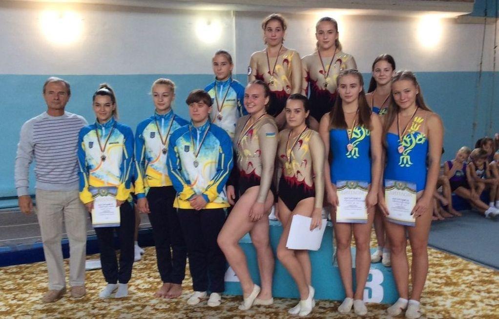 Кубок України зі стрибків на акробатичній доріжці, фото-1