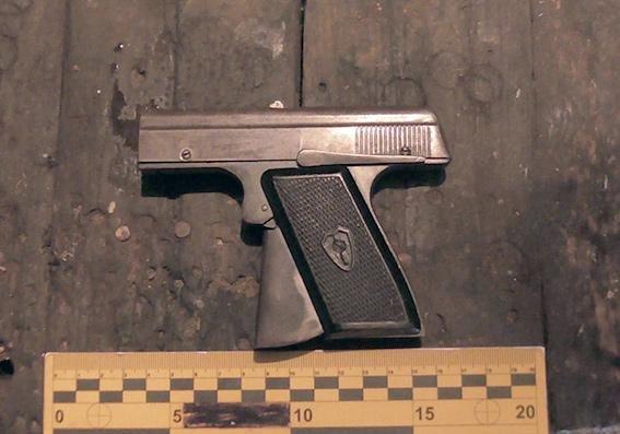 У Кам'янець-Подільському районі виявили міні-арсенал зброї та боєприпасів, фото-1