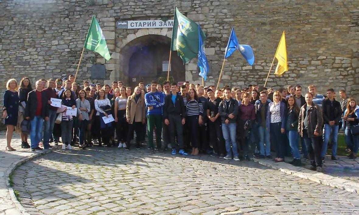 """Студенти ПДАТУ взяли участь у міському культурно-освітньому заході """"Я – студент туристичного міста"""", фото-4"""