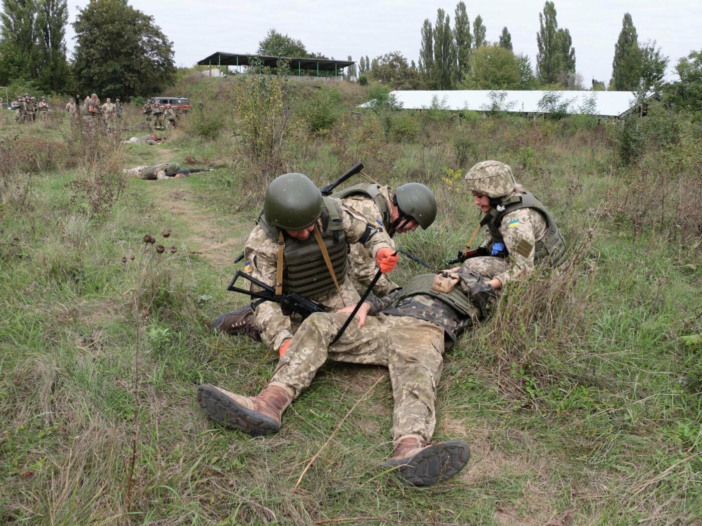 5-ти денний курс з тактичної медицини в Кам'янці-Подільському, фото-5