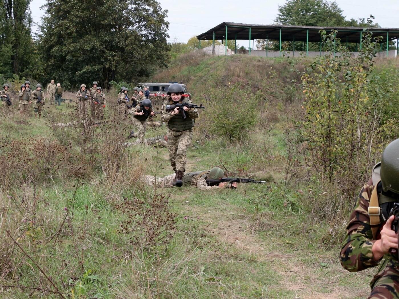 5-ти денний курс з тактичної медицини в Кам'янці-Подільському, фото-6