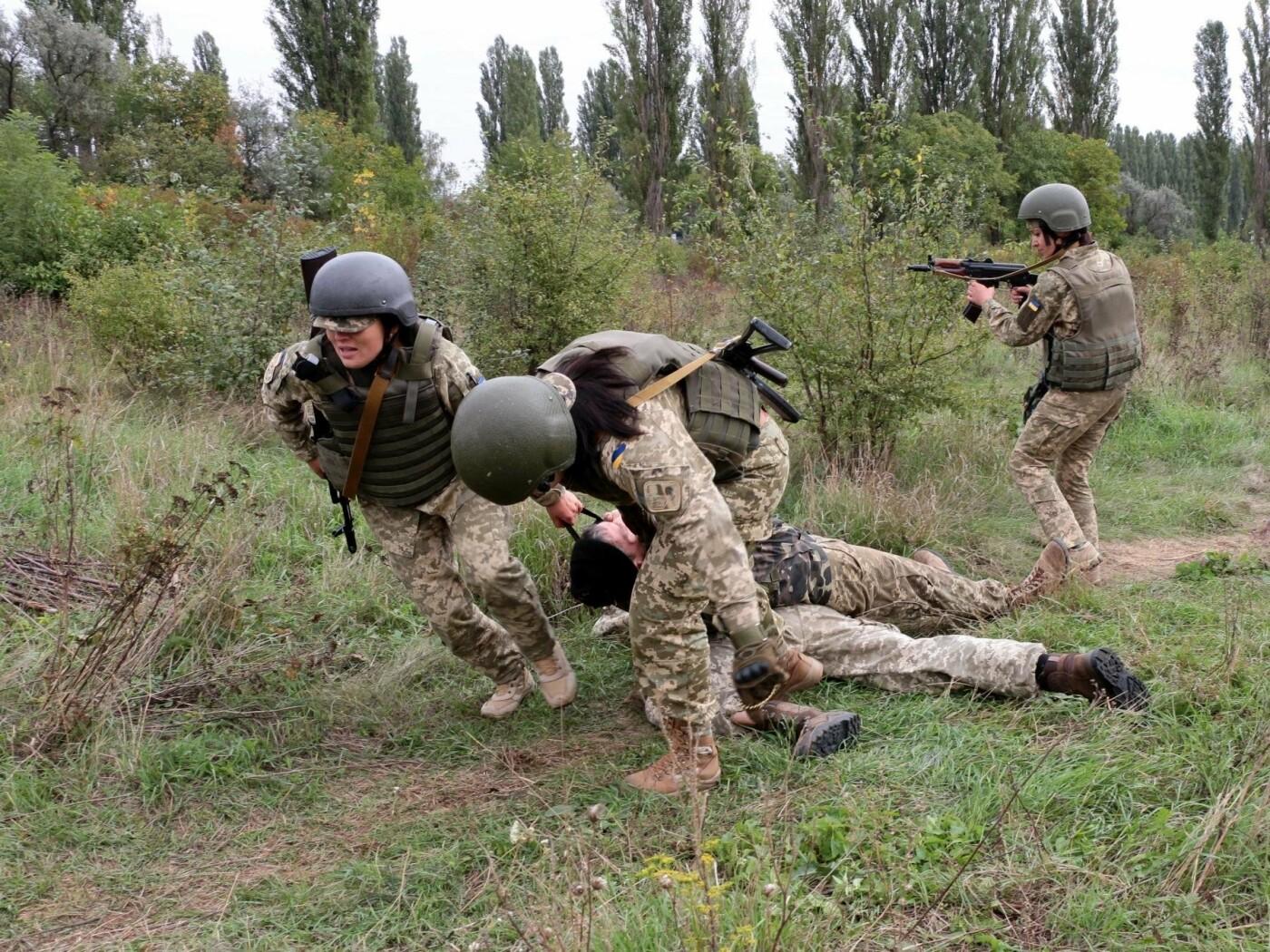 5-ти денний курс з тактичної медицини в Кам'янці-Подільському, фото-4
